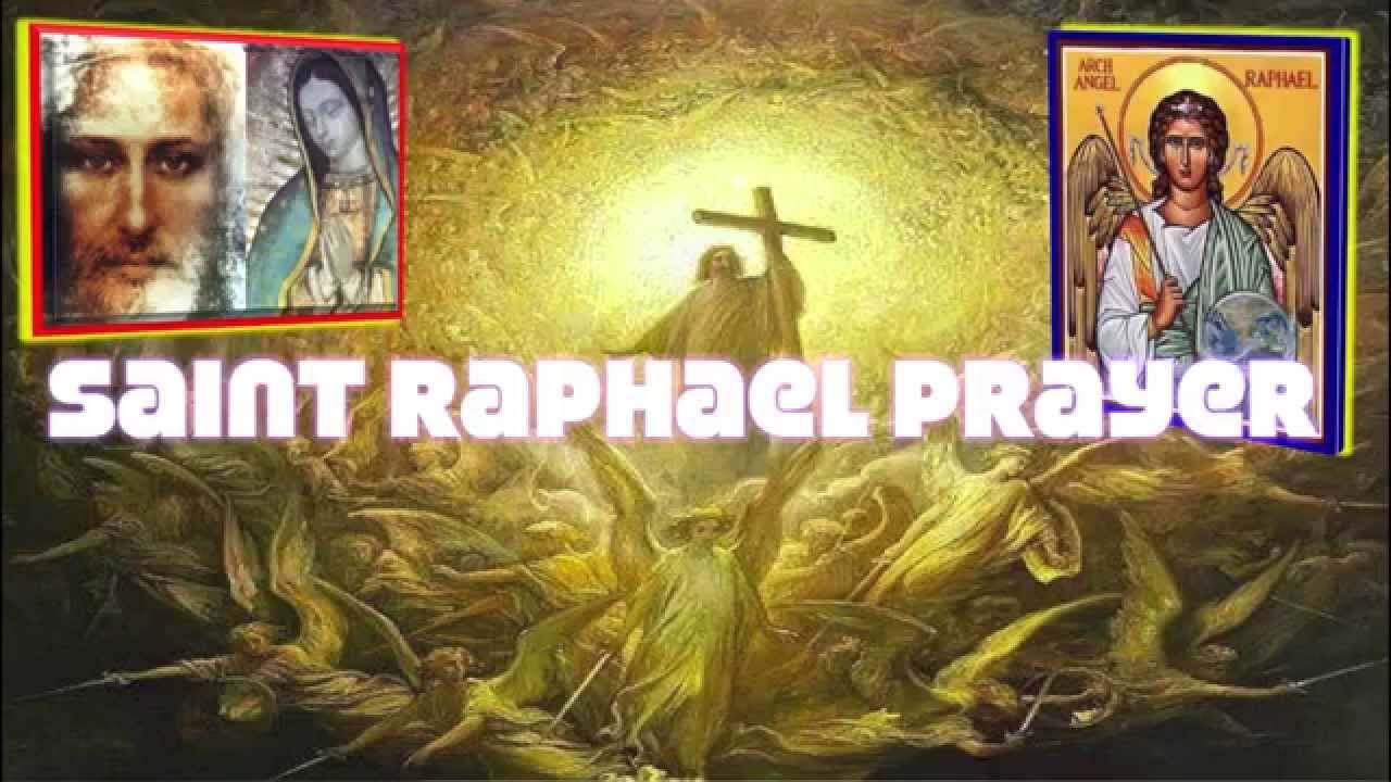 Prayer to st raphael to find a husband