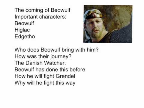 beowulf lesson 3