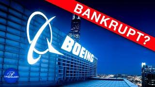 Could Boeing Go Bankrupt?