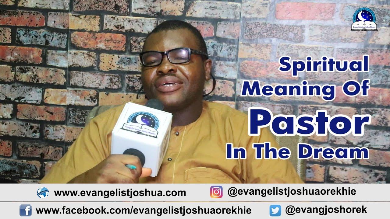Download SPIRITUAL MEANING OF PASTOR DREAM - Evangelist Joshua TV