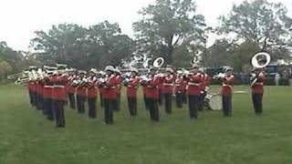 The Marine Band performs The Marines