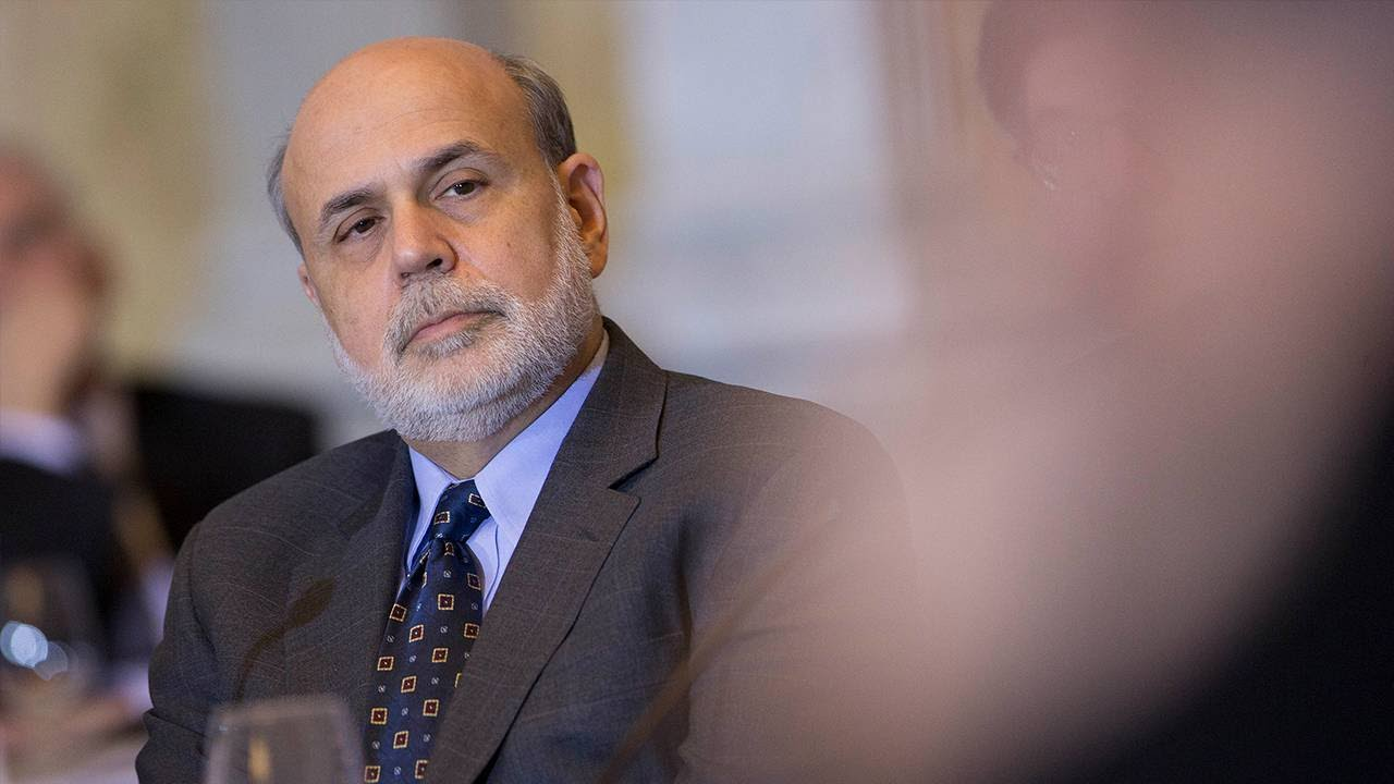 Former Federal Reserve Chairman Stands by 2008 Bailout of Financial Firms