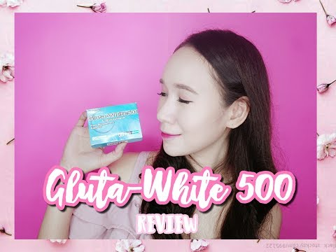 Effective Way to Whiten the Skin : Gluta-White 500 Oral Glutathione Review ♡ Nicole Faller