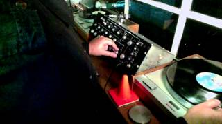 Sunday mixset @ Home UREi 1620 Mixer Thorens TD 125 TT pt 01
