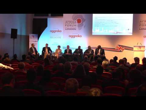 AEF 2016: PANEL DISCUSSION WEST AFRICA