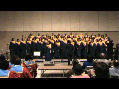 Fisk University Choir - Oh Glory!