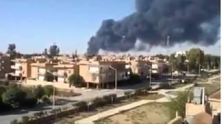 الحسكة المشيرفة  فيديو عن الانفجار في المشيرفة