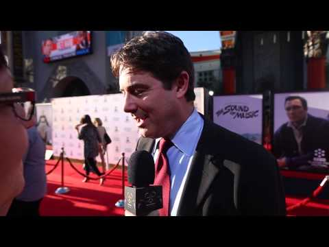 2015 TCM Film Festival  Carpet Chat with Zach Galligan