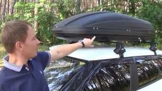 видео Как правильно выбрать бокс на крышу машины