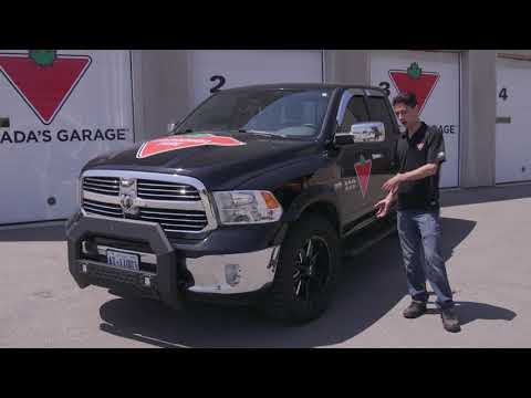 Canadian Truck: 2014 RAM 1500 Upgrade Overview