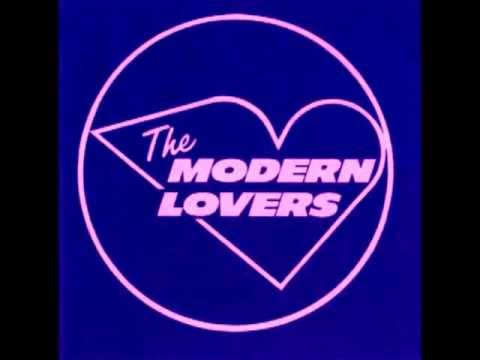The Modern Lovers - I wanna Sleep in your arms - 1976 (with lyrics)