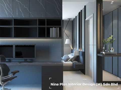 Nine Plus Interior Design M Sdn Bhd Part 3 Landed Semi D Design Renovation Kuala Lumpur Youtube