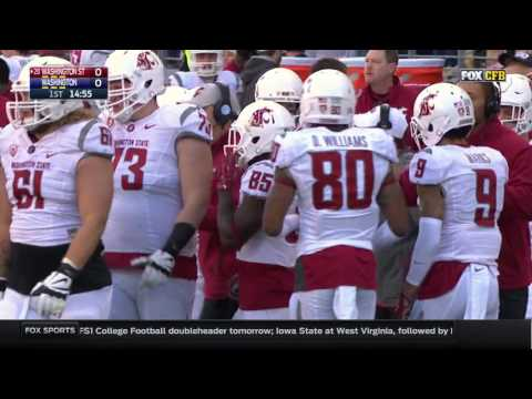 2015 Washington State at Washington Apple Cup