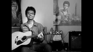 Tere Mera Pyar ( Pehla ye pehla ) Kumar Sanu Unplugged Acoustic guitar Cover with chords
