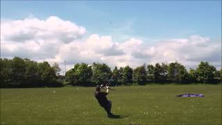 Flexifoil Kite Flying