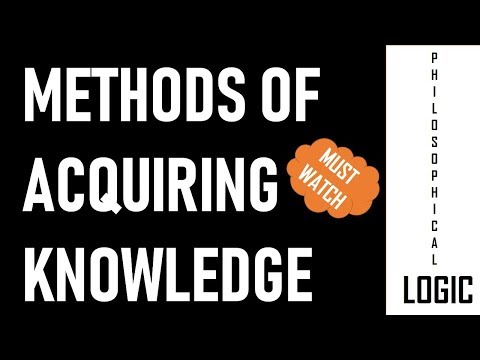 MEANS OF KNOWLEDGE UGC NET 2019 LOGICAL REASONING NEW TOPIC