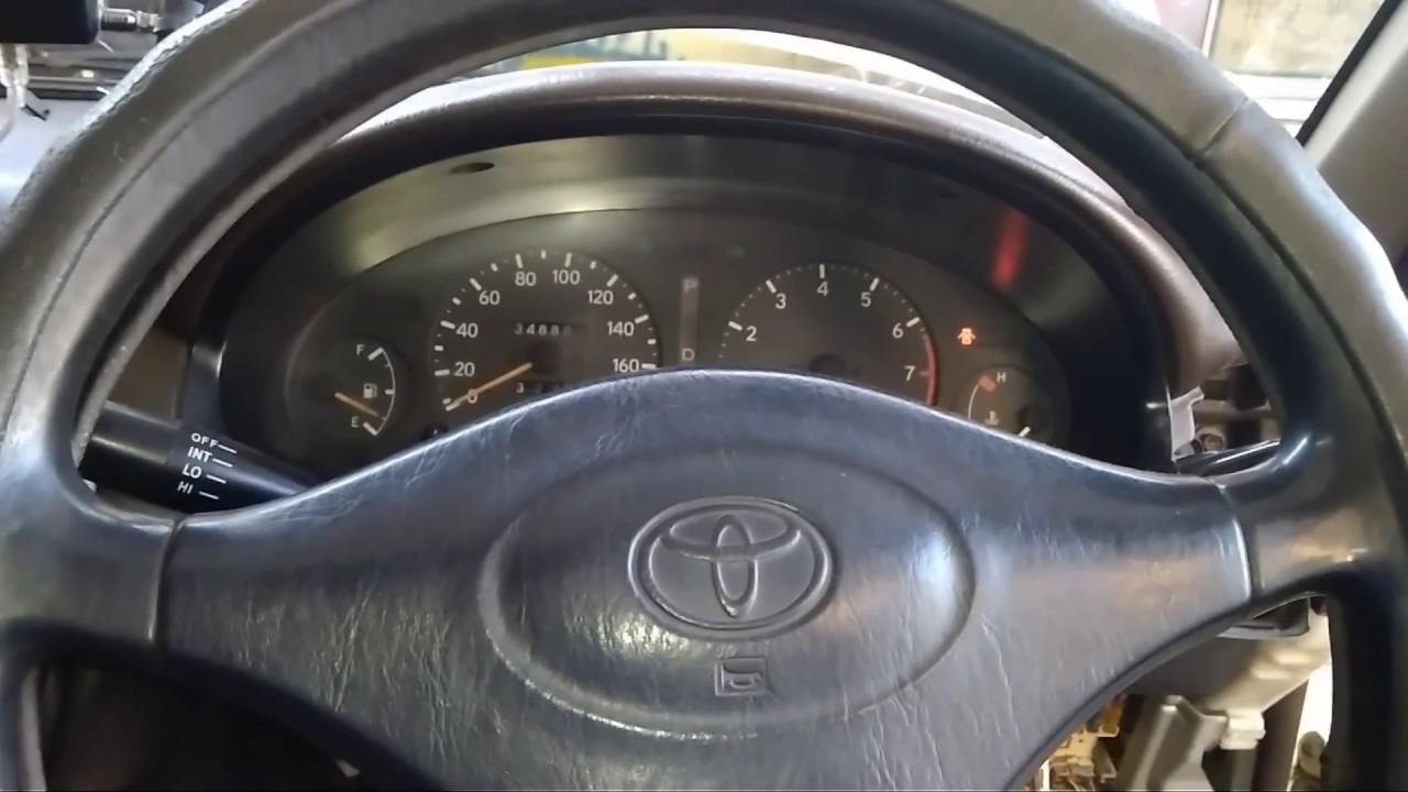 Toyota Carina E - не заводится, ремонт эбу