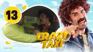 Crazy Taxi HD  | 😂😂 كريزى تاكسي الحلقة الثالثة عشر | مرض الكلاب
