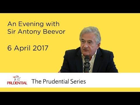 An Evening with Sir Antony Beevor