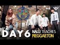 HOLA SCHOOL WITH DAY6 DAY6 LEARNS HOW TO REGGAETON WITH NALU!