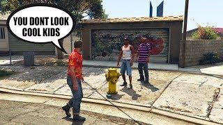 GTA V - Trevor Bully People #3