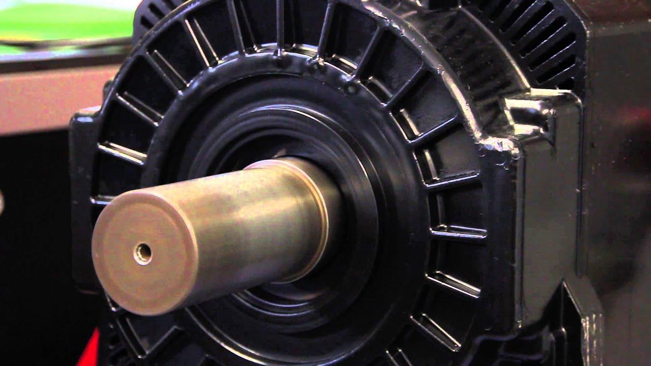 A06b 0855 B200 Fanuc Ac Spindle Motor Modell Alpha 22 Test