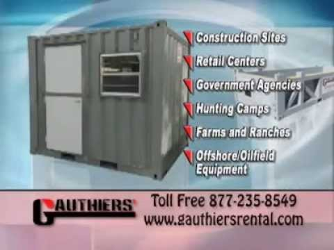 Storage Containers | Offshore Containers | Louisiana
