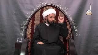 الشيخ أحمد سلمان - رواية الأربعين في شهادة السيدة فاطمة الزهراء عليها السلام تعد من أقوى الروايات
