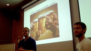 The Internet of Things (That Make Beer) by Markus Baden