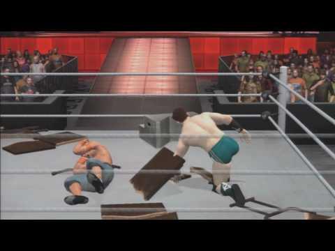 Smackdown vs Raw 2011 Community Superstar Event