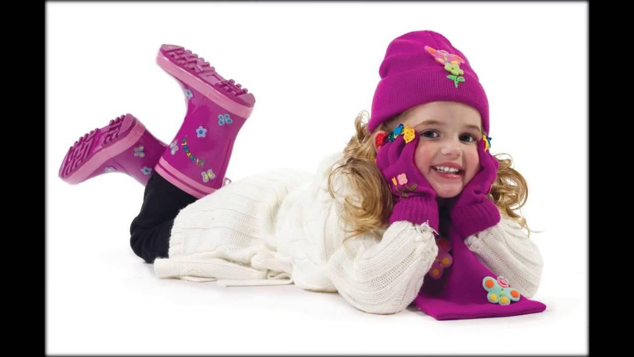 Детская одежда от Arctiline - YouTube