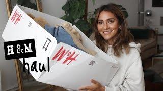 H&M Haul Herbst 2018 | madametamtam