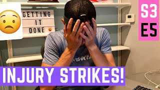 MARATHON TRAINING WHEN INJURY STRIKES - What's nEXT? S3E5