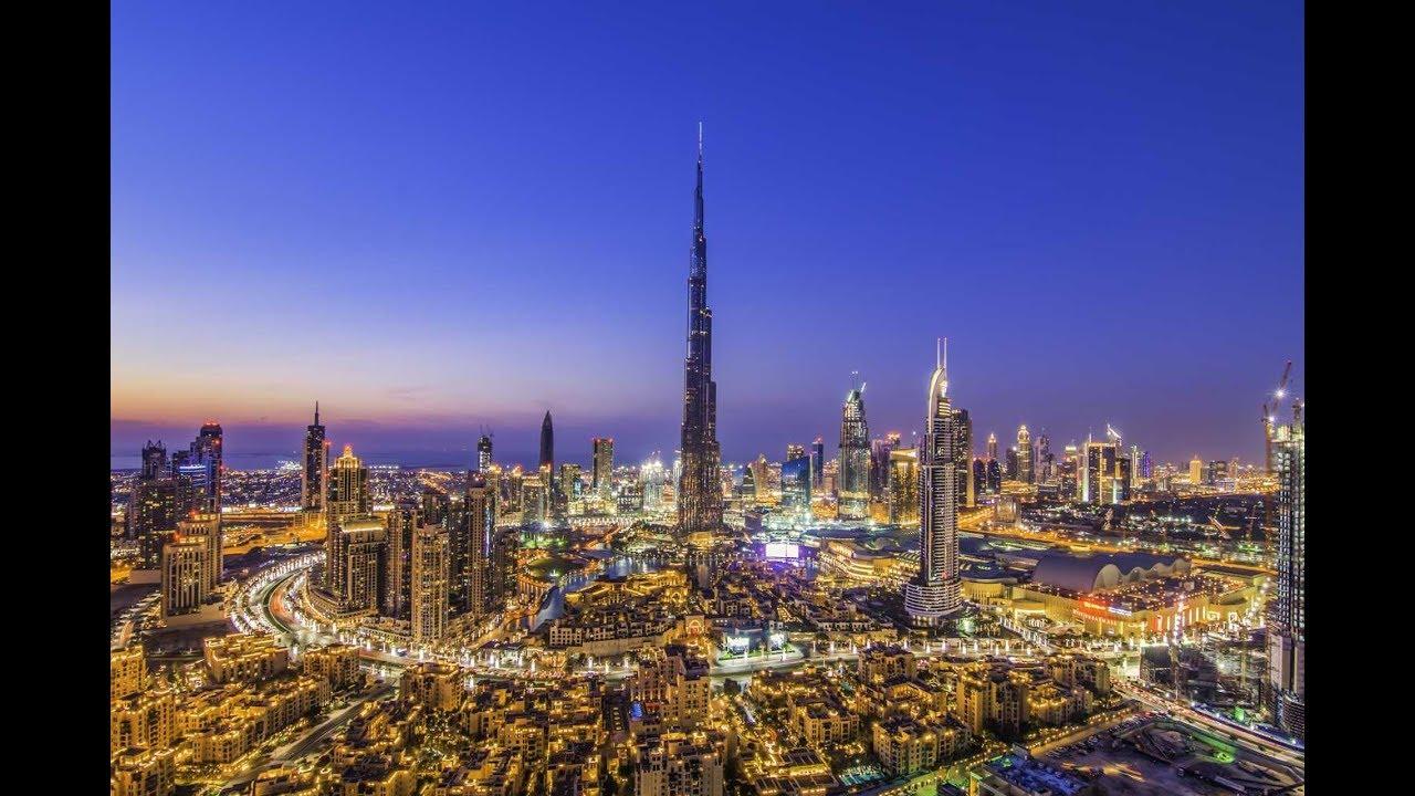 Burj Khalifa New Year Firework 2019 Count Down Youtube