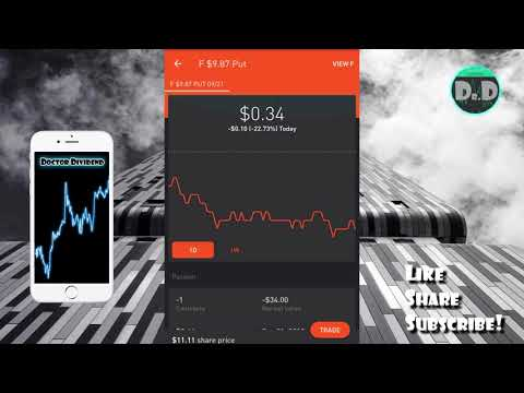 FIRST STOCK OPTION TRADE! | Stock Market Investing!