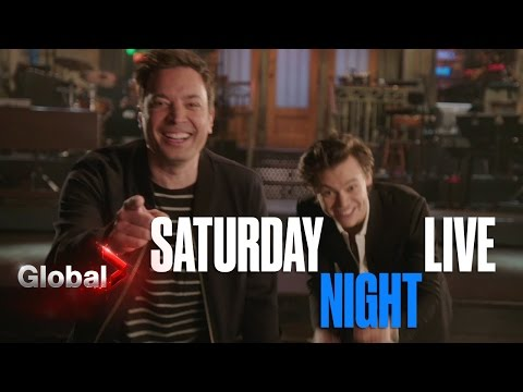 Thumbnail: SNL - Jimmy Fallon & Harry Styles Are Ready For a Historic Show | Saturday Night Live