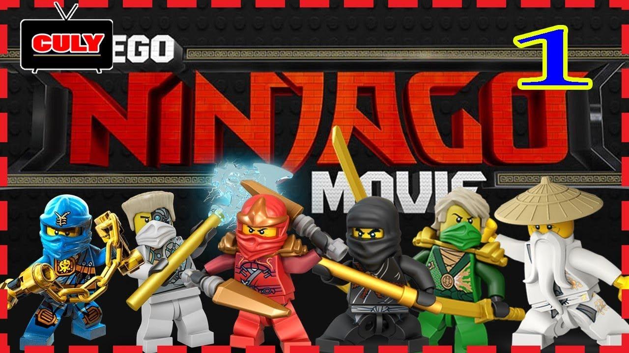 Chơi The Lego Ninjago Movie 3D tập 1 – Sư phụ gà huấn luyện ninja cu lỳ chơi game lồng tiếng vui
