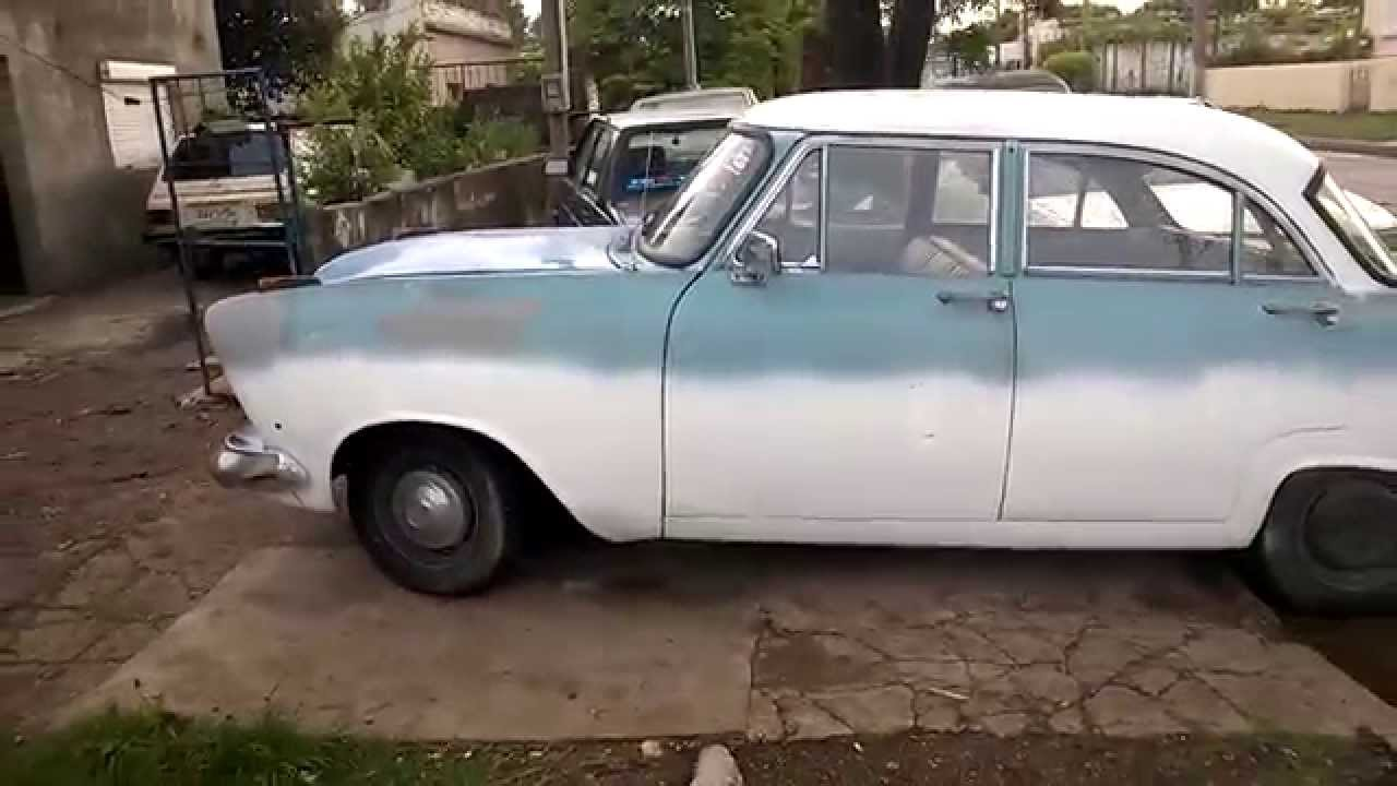 ford taunus 17m p2 deluxe 1958 youtube. Black Bedroom Furniture Sets. Home Design Ideas