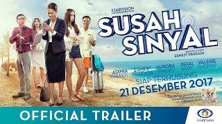 Video SUSAH SINYAL - OFFICIAL TRAILER (Film Terbaru Ernest Prakasa) download MP3, 3GP, MP4, WEBM, AVI, FLV Mei 2018