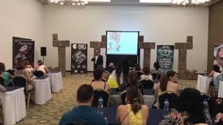 1er Simposium  Multidisciplinario de pelo en Cancún México. Abril 2017 - Parte 2