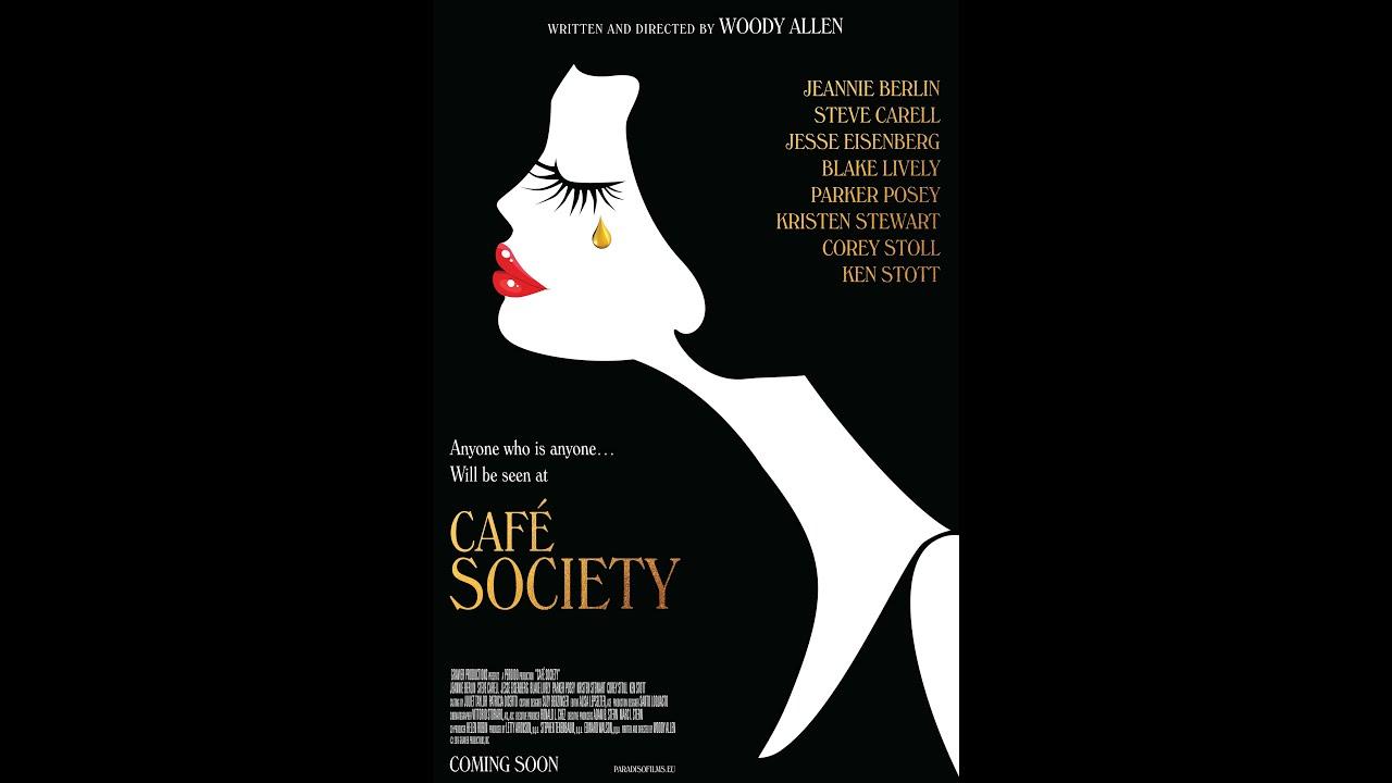 CAFÉ SOCIETY - Nederlandse trailer - vanaf 11 augustus in de bioscoop