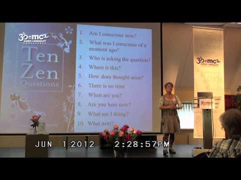 The Self Illusion - Susan Blackmore - YouTube