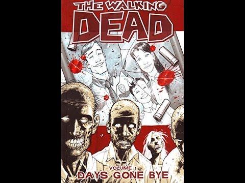 pdf the walking dead vol 1 days gone bye