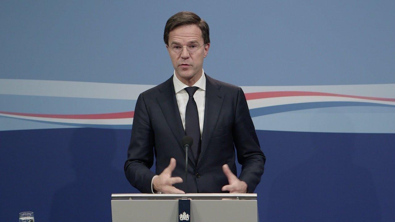 Integrale Persconferentie MP Rutte Van 12 Januari 2018