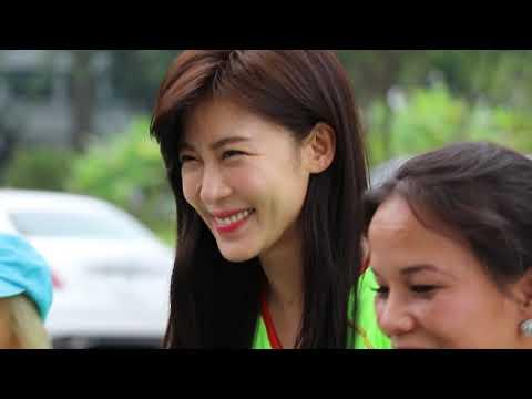 Ha Ji Won, nữ chính Hoàng hậu Ki đến Việt Nam chạy bộ cùng dàn sao Việt / Ha Ji-won in Vietnam | Thông tin phim chiếu rạp hay nhất 1