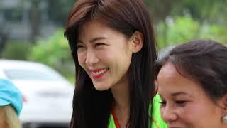 Ha Ji Won, nữ chính Hoàng hậu Ki đến Việt Nam chạy bộ cùng dàn sao Việt / Ha Ji-won in Vietnam
