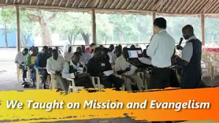 Mission to Mombasa, Kenya - Tony and Esther Chuang Ministries