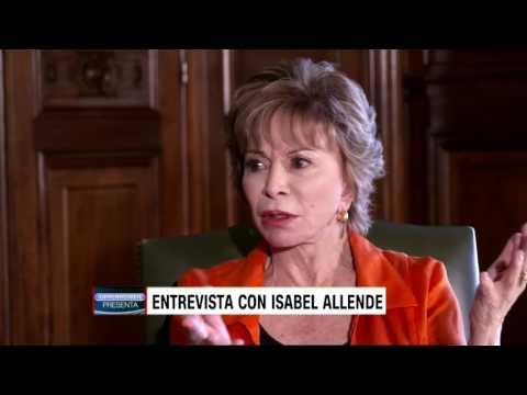 """Entrevista con Isabel Allende"" Oppenheimer Presenta # 1721"