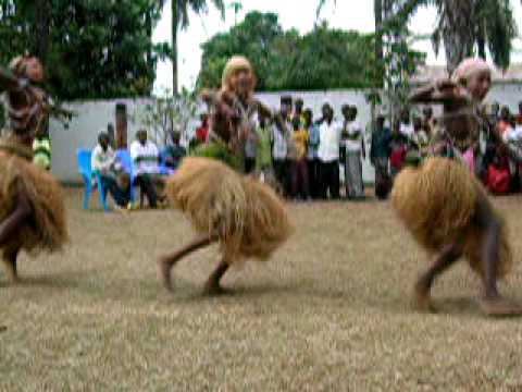 Traditional Congolese Dance