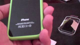 EXCLUSIVE: Green iPhone 4 Bumper:  Unboxing & Hands-On